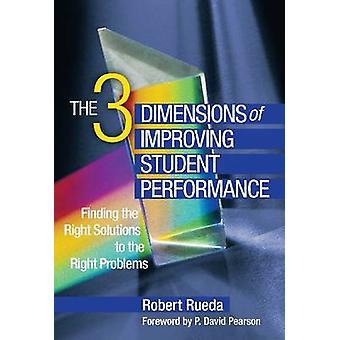 De tre dimensionerna av att förbättra elevernas prestationer av Robert Rueda