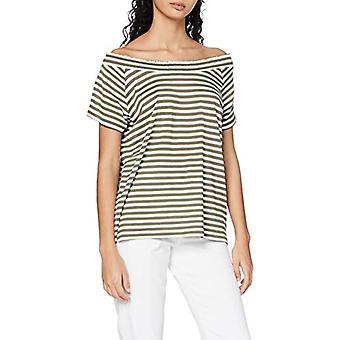 Plus - Plus de T-Shirts avec Carmen-Ausschnitt, 2666, 44 Donna