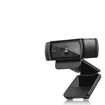 מצלמה חדשה Logitech פוקוס אוטומטי מצלמת אינטרנט מלאה