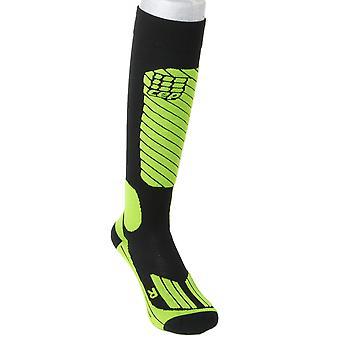 CEP Womens Pro+ Ski Race Compression Socks
