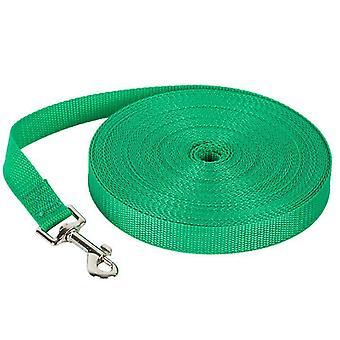 30M * 2cm verde 50m correa de perro mascota, correa de seguimiento al aire libre para perros grandes az369