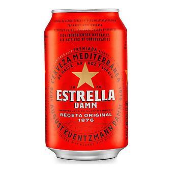 Øl Damm Estrella (33 cl)