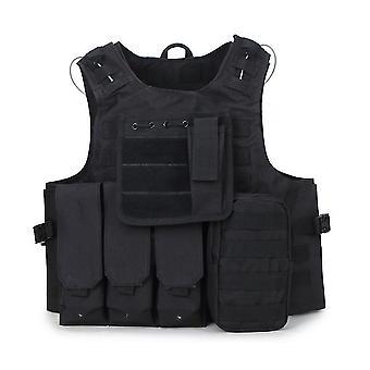 Outdoor Amphibious Vest Tactical Equipment Cs Combat Vest Amphibious Tactical Vest