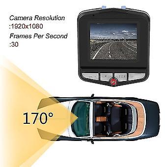 2.4'' Lcd Car Camera Dvr 720p Vehicle Video Recorder Dash Cam Driving Recorder