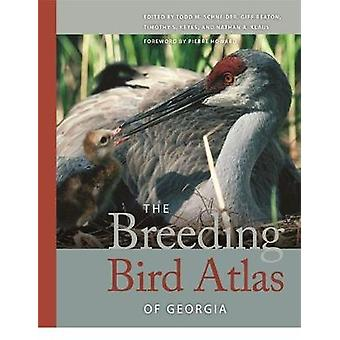 The Breeding Bird Atlas of Georgia by By photographer Jerry Amerson & By photographer Gerald Beasley & By photographer Bob Churi & By photographer Frank Dean & By photographer James Flynn & By photographer Dan Guynn & By photographer Earl