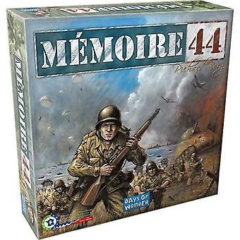 Asmodee - Memoria 44 - Juego de Mesa - Historia - Mixto