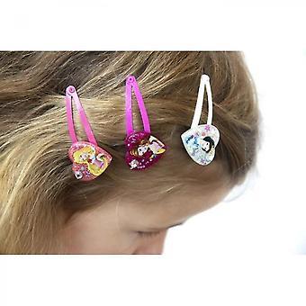 Disney Princesses Hair Clips