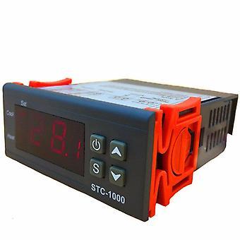 Thermostat de contrôle de température tout usage numérique STC-1000 avec capteur