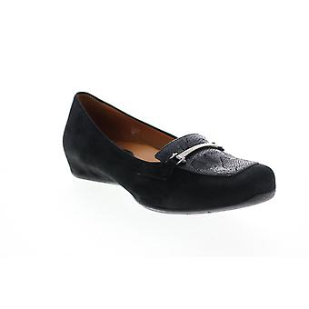 Earthies Adult Womens Alora Suede Loafer Flats