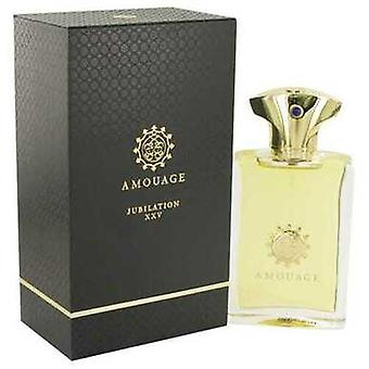 Amouage Jubilation Xxv Av Amouage Eau De Parfum Spray 3.4 Oz (män)