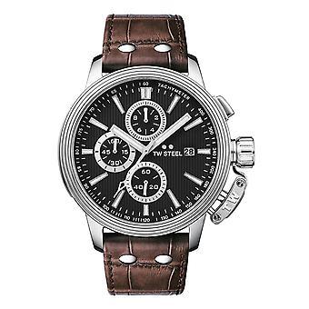 TW Steel CE7005 ADMINISTRERENDE DIREKTØR Adesso chronograph klokke 45mm
