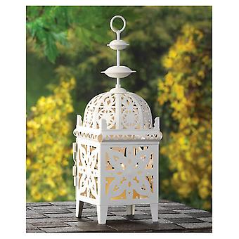 Gallery of Light Iron Cutout Candle Lantern - 11.5 inches, Pack of 1