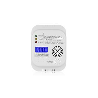 Co Kohlenmonoxid-Detektor Alarm-Alarm-Sensor für Home Security warnt sowohl akustisch als auch optisch