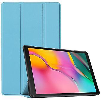 Convient pour Samsung Pad Tab A 8.0 T290 / t295 2019 Tablet Housse de protection - Bleu clair
