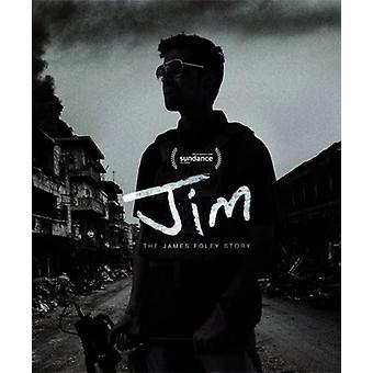Jim: James Foley Story [Blu-ray] USA import