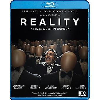 Reality [Blu-ray] USA import