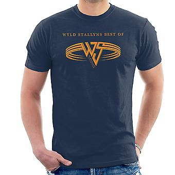 Wyld Stallyns olemaan erinomainen toisiaan Miesten t-paita
