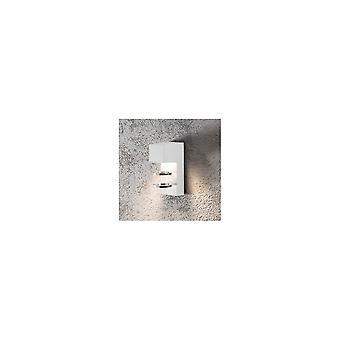Konstsmide Acerra moderna Scandavian vägg verandan ljus vit