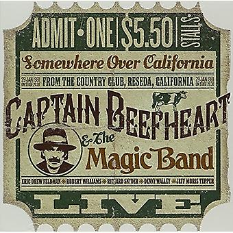 Captain Beefheart - Live au Country Club : Reseda en Californie 1981 importer des USA [CD]