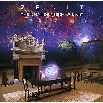Zenit - Chandrasekhar Limit [CD] USA import