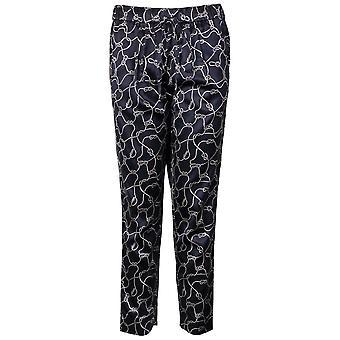 GANT oceano Safari corda impresso calças de senhoras