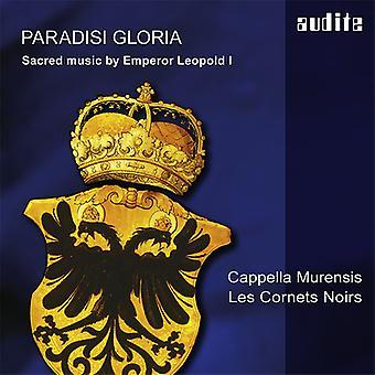 Leopold / Murensis / Strobl - Leopold I.: Paradisi Gloria [CD] USA import