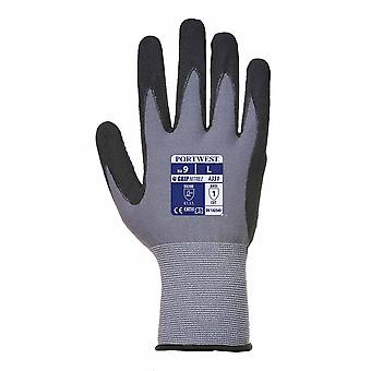 Portwest - DermiFlex Plus Gripper handschoen (1 paar Pack)