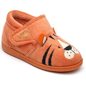 Chipmunks Tommy Slippers Oranje