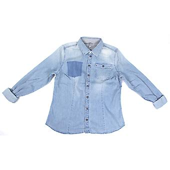 G-Star Tailor Slim Shirt Womens Denim Casual Shirt