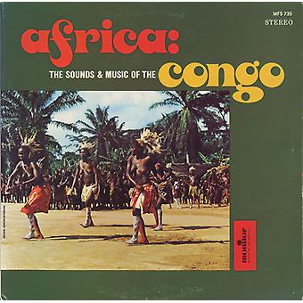 Africa: The Sounds & Music of the Congo - Africa: The Sounds & Music of the Congo [CD] USA import