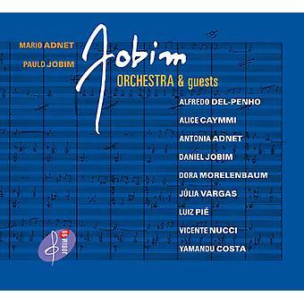 Adnet * Mario / Jobim * Paulo - Jobim orkest & gasten [CD] USA import