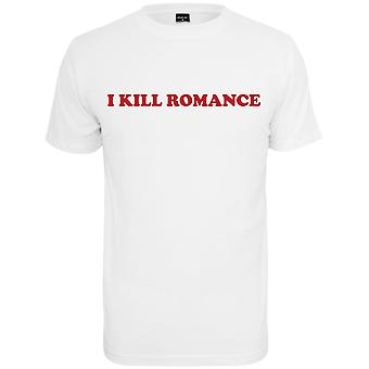 Mister tee shirt - KILL ROMANCE white