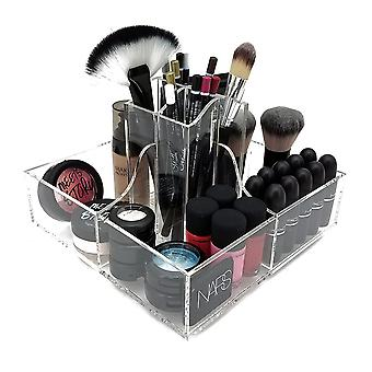 OnDisplay Abby rotierenden Acryl Kosmetik/Make-up Organizer Fach