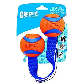 Chuckit Ultra Duo Tug Dog Toy Medium