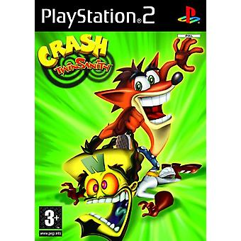 Crash Twinsanity (PS2) - Nieuwe fabriek verzegeld