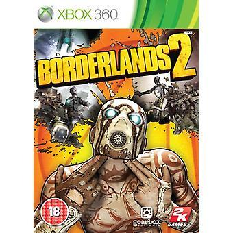 Borderlands 2 (Xbox 360) - Novo