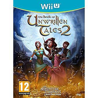 The Book of Unwritten Tales 2 (Nintendo Wii U) - New
