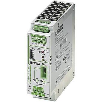 Phoenix Contact QUINT-UPS/ 24DC/ 24DC/20 Rail-mount UPS (DIN)