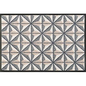lavage + tapis de sol lavable pour le cube mat saleté