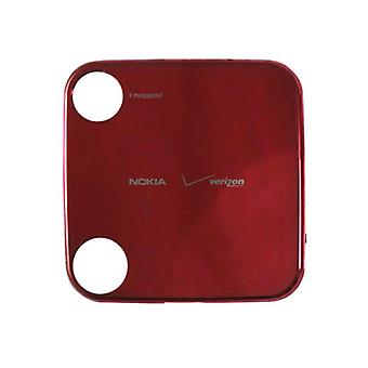Nokia 7705 Twist  Back Cover /  Battery Door - Red (Bulk Packaging)