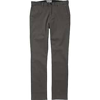 Billabong New Order Chino Pantalons à Raven