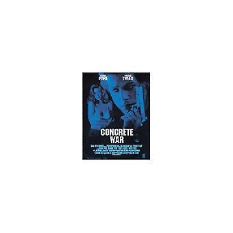 Konkrete krig DVD
