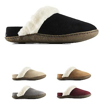 Womens Sorel Nakiska Slide II Slipper Suede Winter Warm Durable Slipper