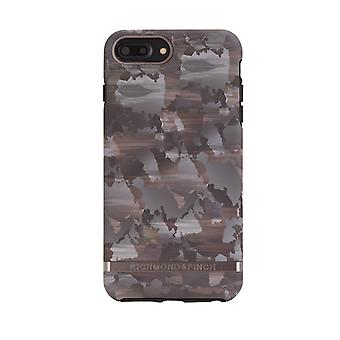 Richmond & Finch shells voor IPhone 6/7/8 plus camouflage