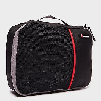 Nouvelles techniques Emballage Cube Demi Taille Voyage Luggage Black