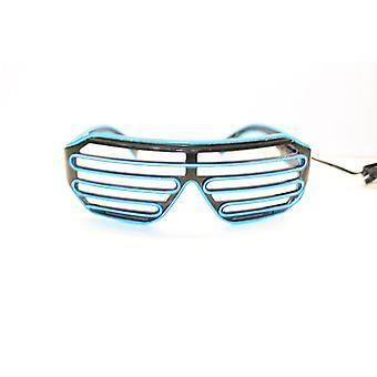 Glasses LED joke sunglasses light glasses