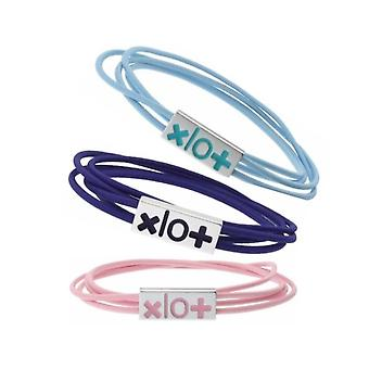 PERLOPIU XLO+  Set of 3 Bracelets