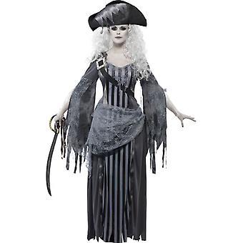 Ghost Ship Prinzessin Kostüm, UK Kleid 16-18