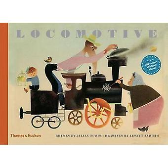 Locomotive by Julian Tunim - 9780500650974 Book
