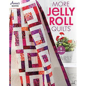Flere Jelly Roll Quilts av Annie's - 9781590124192 bok